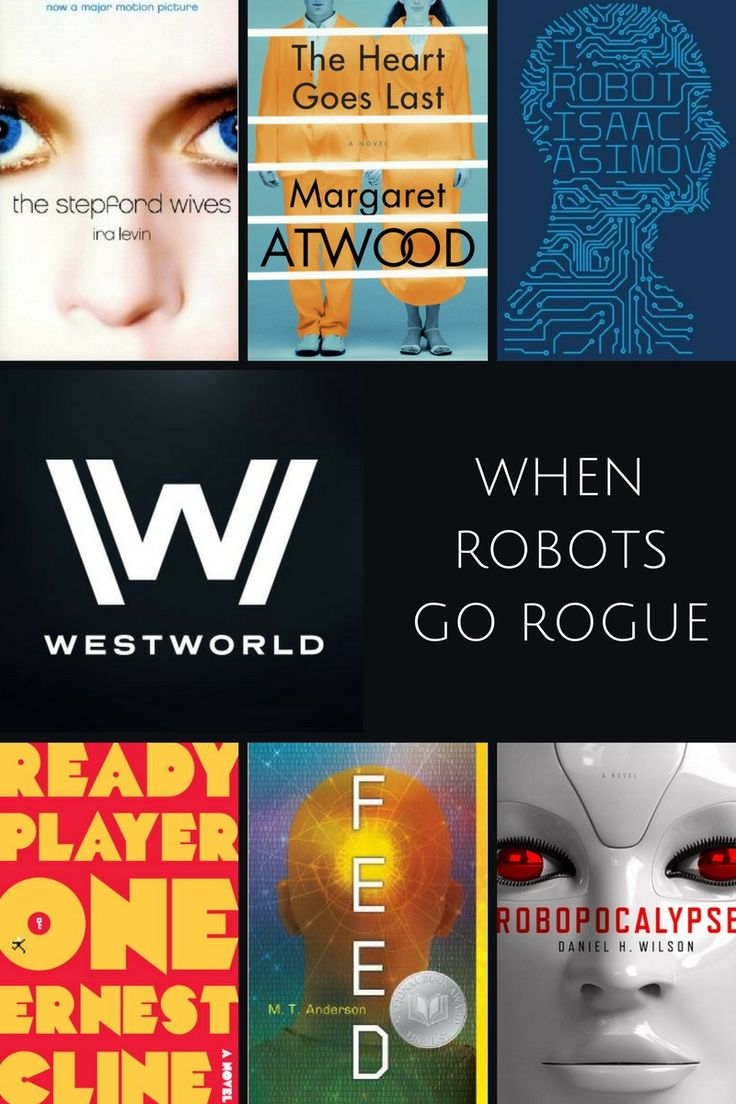 Did you binge-watch Westworld like I did and now you have nothing else to watch. Try reading one of these  6 books to put you at ease while you wait for season two.