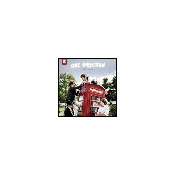 FYE: Music - Take Me Home One Direction / CD / 2012 ($11) ❤ liked on Polyvore featuring one direction