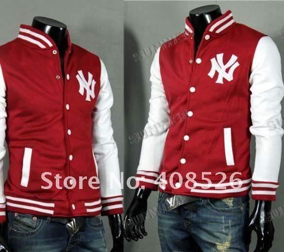 Куртка бейсбольная