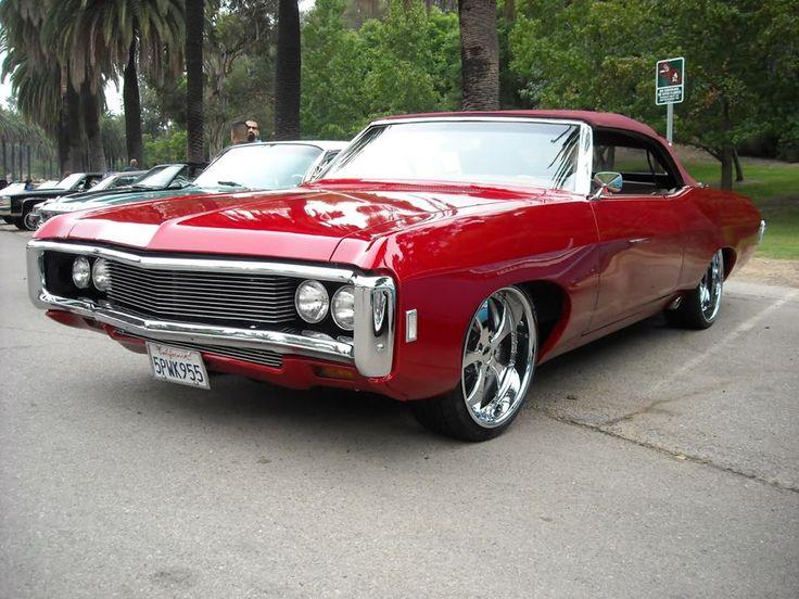 ◆1969 Chevy Impala Convertible◆