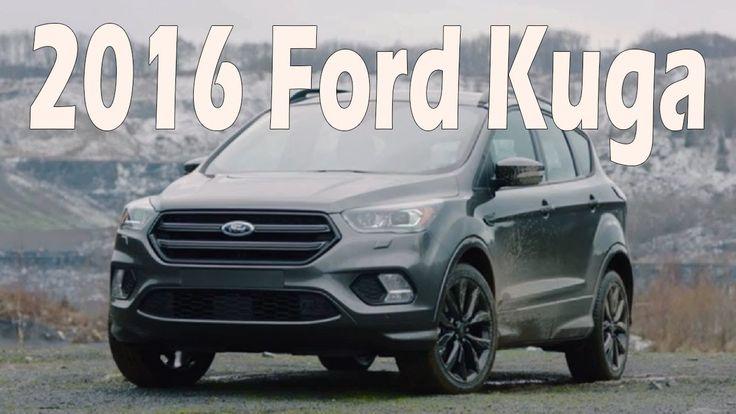 Ford Kuga 2016 Interior And Exterior Ford Kuga Ford Kuga 2016 Ford