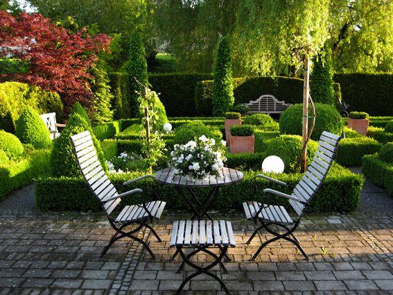 Vintage Wohnen und Garten Foto