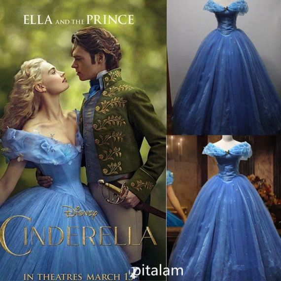 New Collection Dress Party Princess Cinderella Adult by golekan
