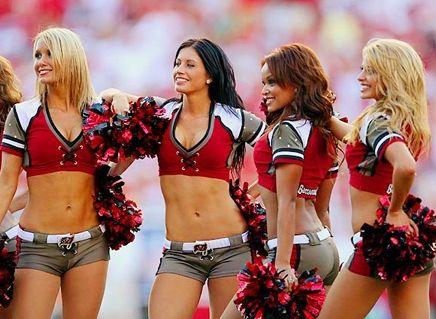 NFL Cheerleaders: What Are They Looking For? Tampa Bay Buccaneers Cheerleaders - Cheertime 101