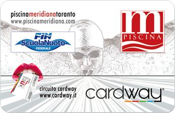 Piscina Meridiana - Attività Convenzionata - Cardway
