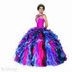 Vestidos de Quinceañera Inspirados en Princesas Disney - Mejorando Mi Hogar