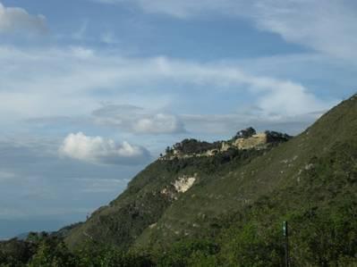 Kuelap Fortress