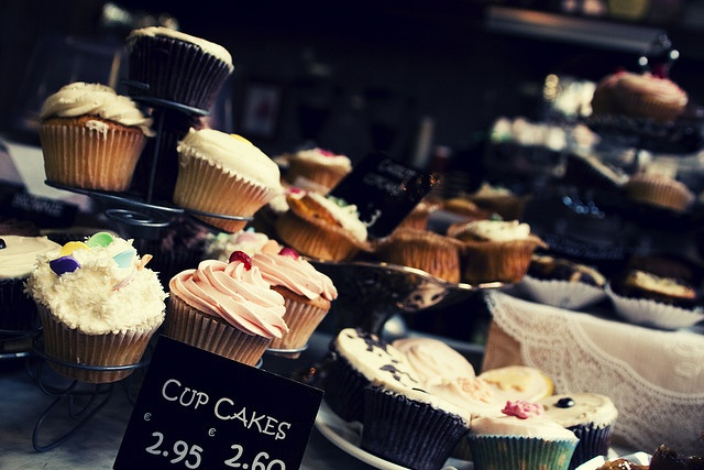 Cupcakes For Everyone! by Michelle in Ireland, via Flickr