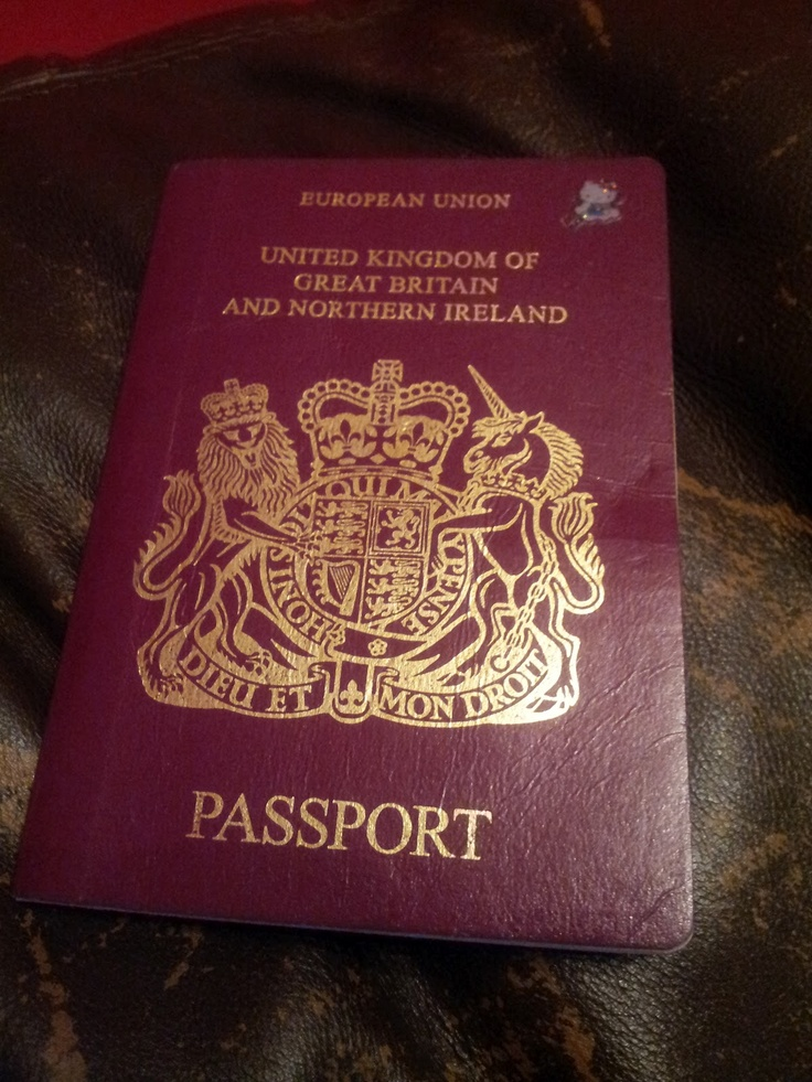 The Humble Tourist: Getting your first adult passport in the UK