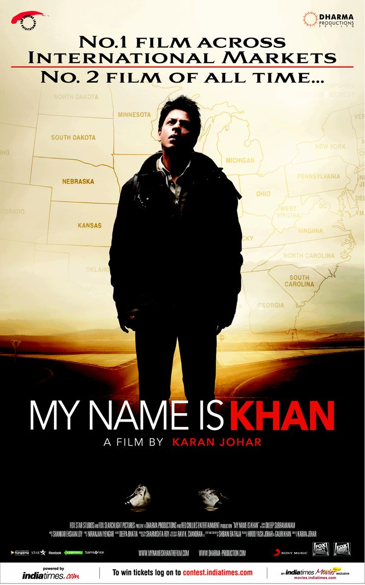 ShahRukhKhan: From Shah Rukh Khan To The King Khan!  6 Years for My Name is Khan!