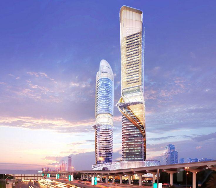 В Дубай строят първия в света хотел с тропическа гора - http://novinite.eu/v-dubaj-stroyat-parviya-v-sveta-hotel-s-tropicheska-gora/