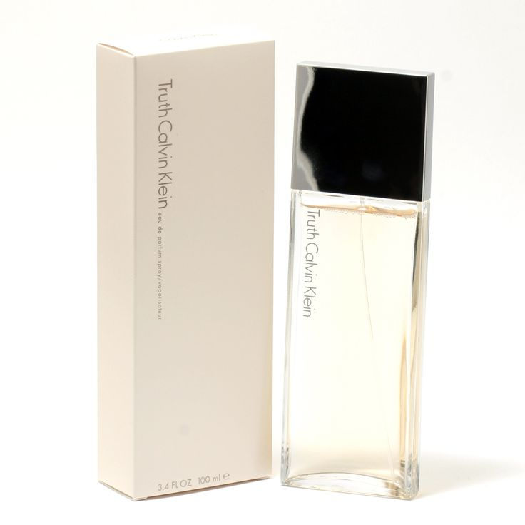 Truth By Calvin Klein -Eau De Parfum Spray 3.4 Oz