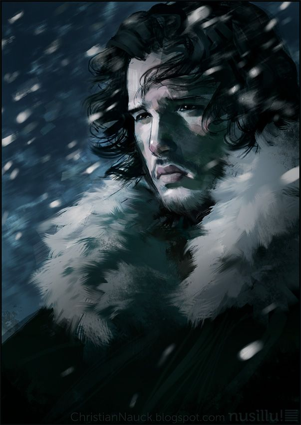 20 Fantastic and Funny Examples of Game of Thrones Fan Art - My Modern Metropolis