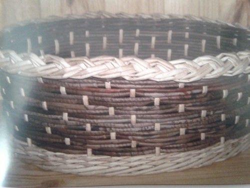Keprová vazba :: Moje pletení z papíru Hanča Čápule