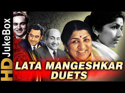 Evergreen Hits of Lata Mangeshkar | Hits of Anuradha Paudwal