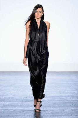 Hottest dress from Project Runway - Edmond Newton - Spring 2016