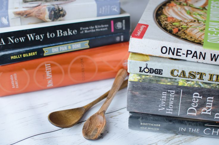 To get a spot on my cookbook shelf, there are a few criteria it must meet. Here are the ones I've read, love, and use the most in my homestead kitchen?