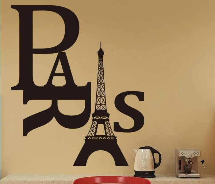 Best Images About Paris Room On Pinterest Paris Wall Art - Custom vinyl wall decals removable   how to remove