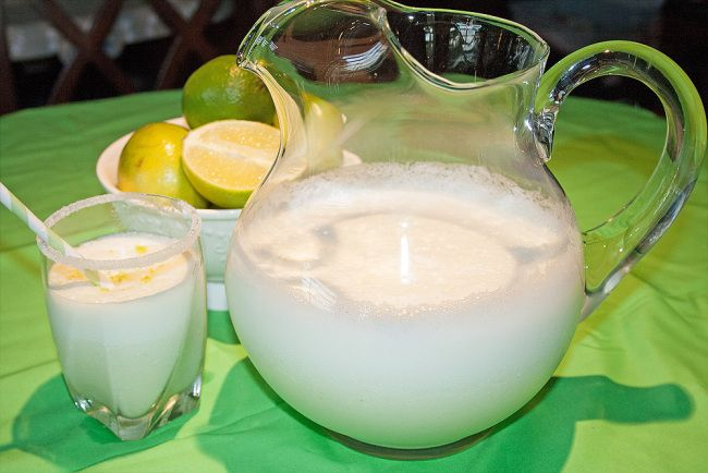 Brazilian Limeade by Bobby Flay