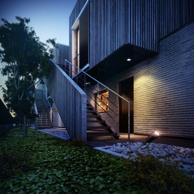 Student Residence Fontaudin / Nadau Lavergne Architects
