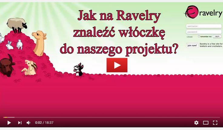 Naucz się posługiwać Ravelry jeśli dziergasz i sprzedajesz swoje rękodzieło.