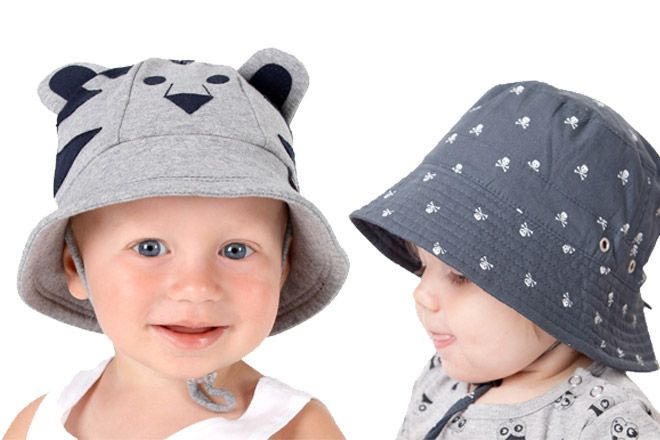 Cool sun hats for boys