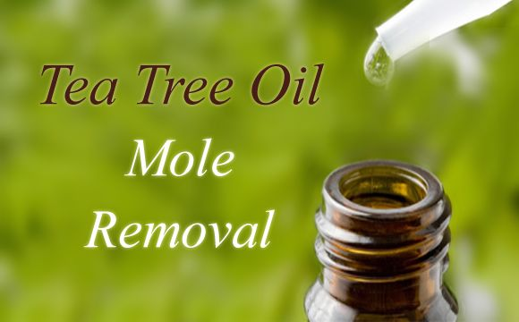 How to Use Tea Tree Oil to Remove Your Moles
