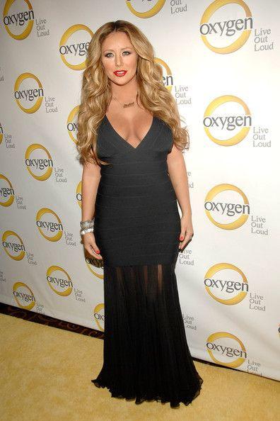 Aubrey O'Day Photos: Oxygen Media's 2011 Upfront Presentation