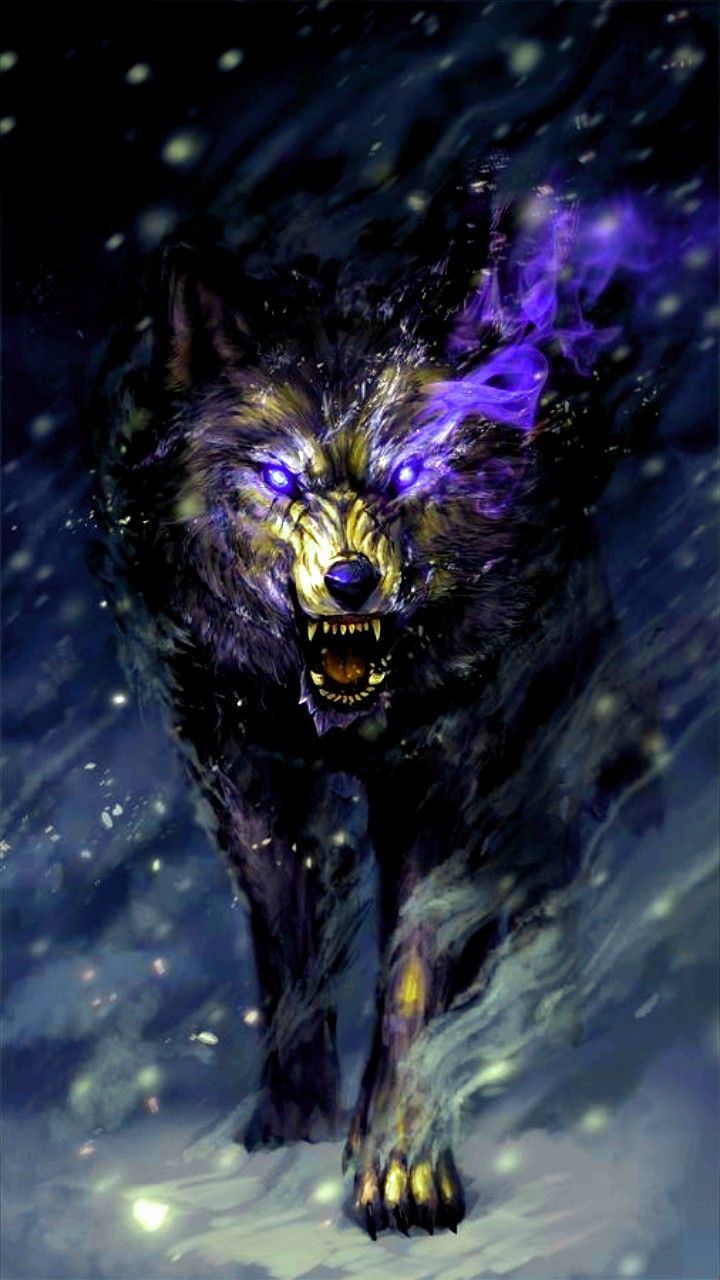 Pin By Adrian G On Familiares Wolf Painting Alpha Wolf Wolf Artwork