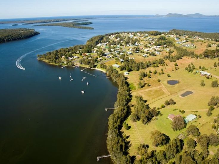 coomba aerial