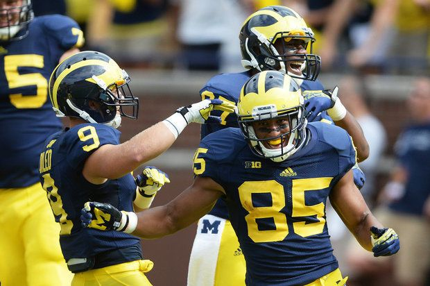 University of Michigan Wolverines Football  Basketball - MLive.com