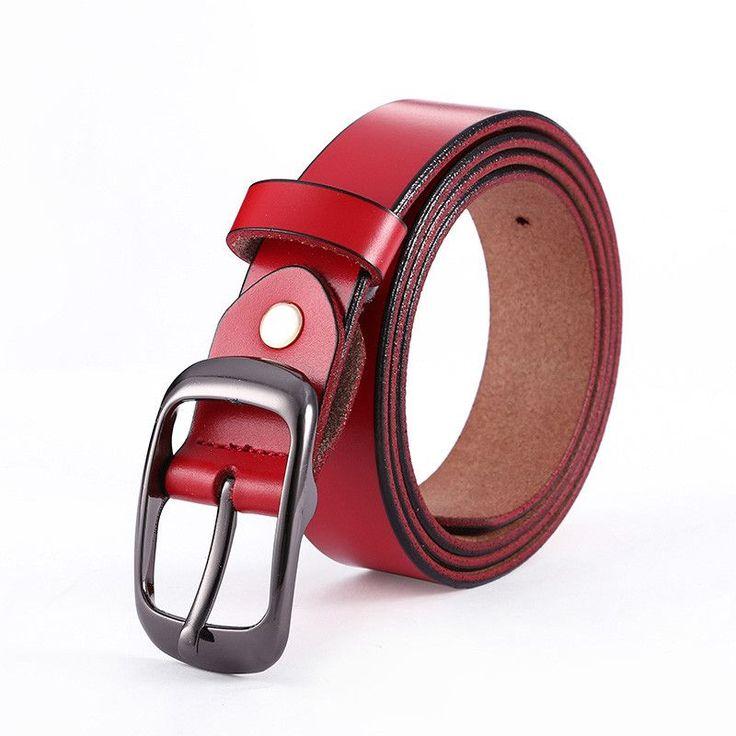 [MILUOTA] 2016 Famous brand belt women cinturones mujer genuine leather
