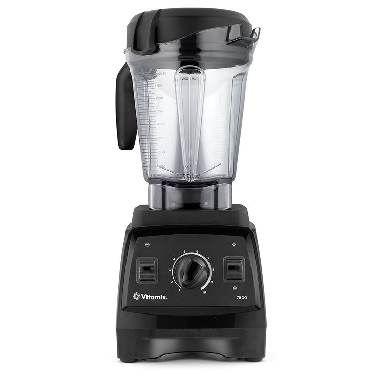 Best Professional Blenders, Top Rated 2018 - Vitamix 1969 7500, Click Image for Prices & Details #Blender #Smoothies #JuiceSmoothiesBlender #SmoothieBlenders #GreenSmoothies #HealthySmoothies | HelloFoods.com (2018 New & Updated)