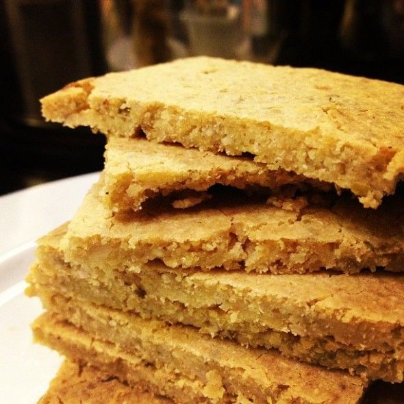 Gluten-free Chickpea Bread