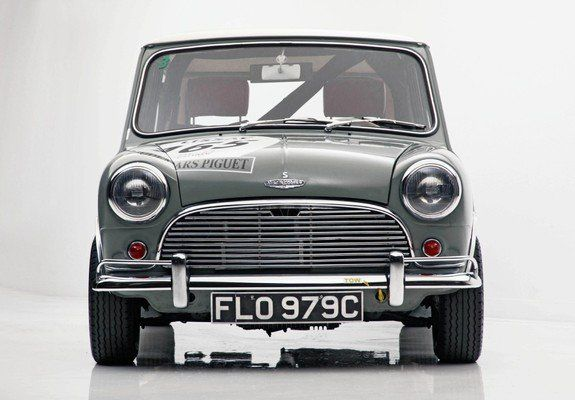 fancy austin mini cooper s rally ado15 1964 68 photos baby you can drive my car. Black Bedroom Furniture Sets. Home Design Ideas