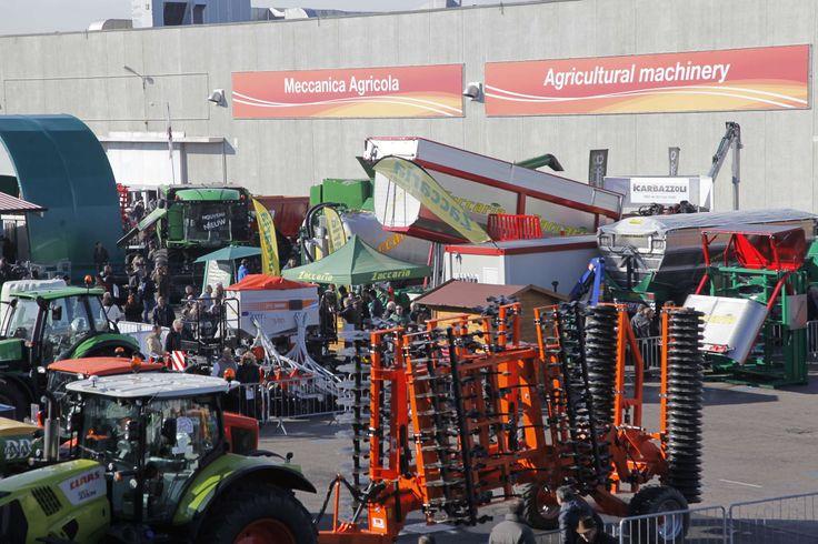 #Fieragricola2014, 6-9 February (111th edition) - area demo www.fieragricola.it
