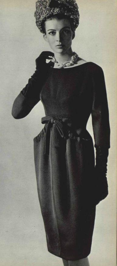 1963 Hubert de Givenchy