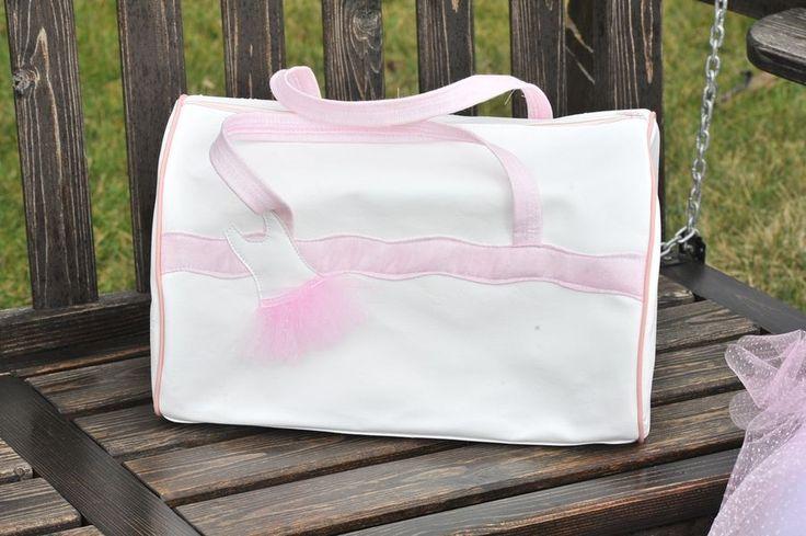 Τσάντα βαρελάκι μπαλαρίνα