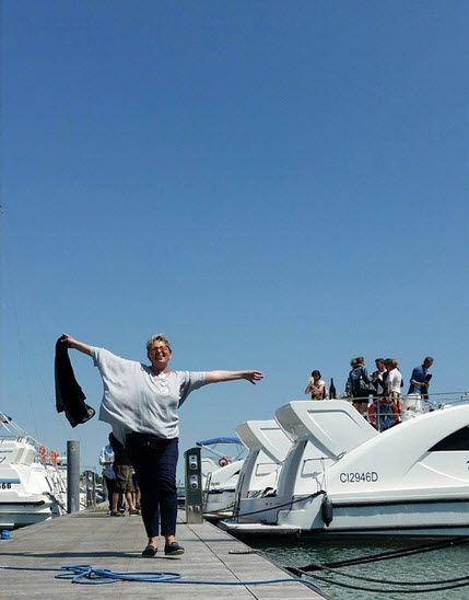 #TheSocialBoat2015 ReginAriarosa © foto by Momibrun