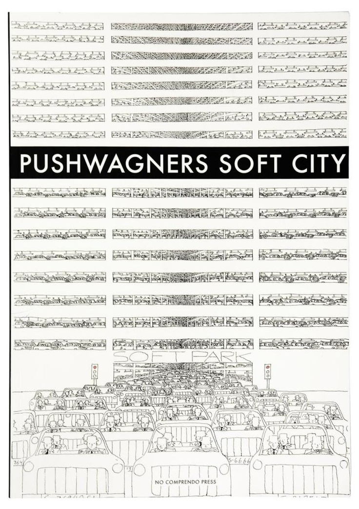 Pushwagner - Bok: Soft City