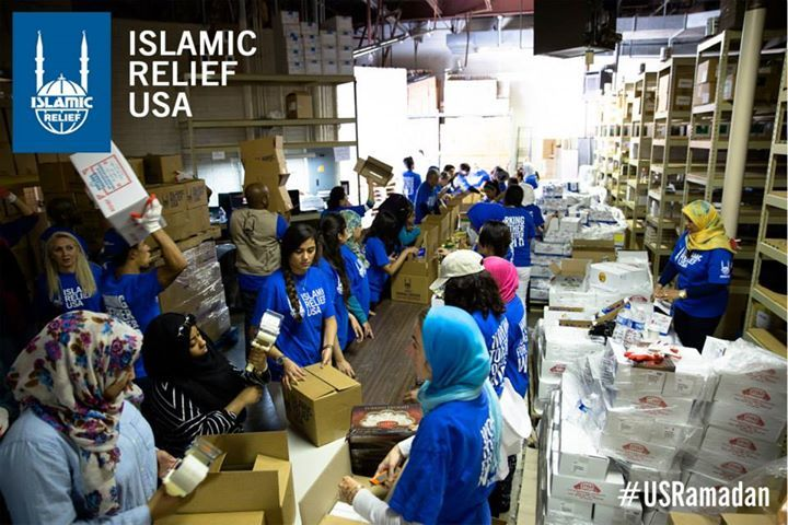 On June 6th 2015 over 150 volunteers and IRUSA staff descended on a warehouse in Alexandria, V.A. to pack over 3,000 distribution packages for this Ramadan. This will be IRUSA's first distribution here in the United Sates, and just like the volunteers that helped pack the boxes, we couldn't be more excited about this project! We would also like to give a special thank you to  Ziyad Brand Foods for their generous donation that helped make all of this possible. http://ift.tt/1du6l1o