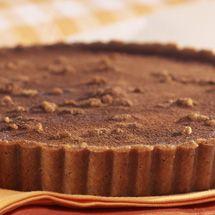 Recette Tarte à la cassonade (facile) : Francine, recette de Tarte à la cassonade pour 6