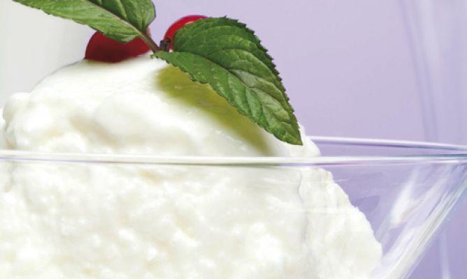 Receta de helado casero de yogur   Cantabria   Spain