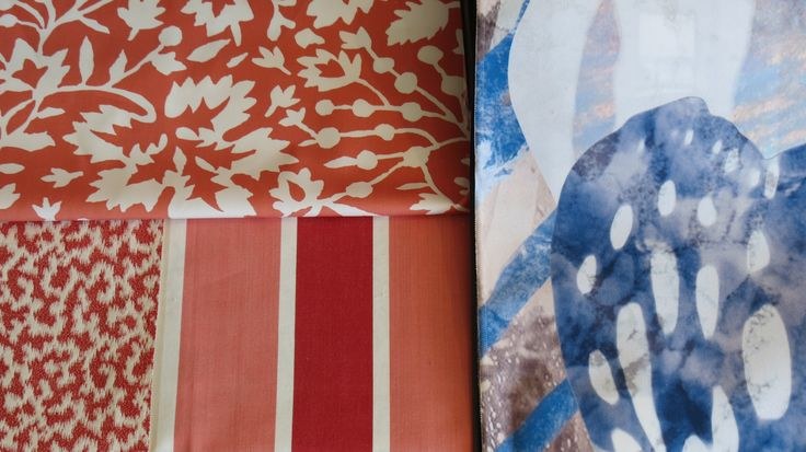 beautiful fabrics...see the fabulous team at Mr Smiths Interiors Drummoyne