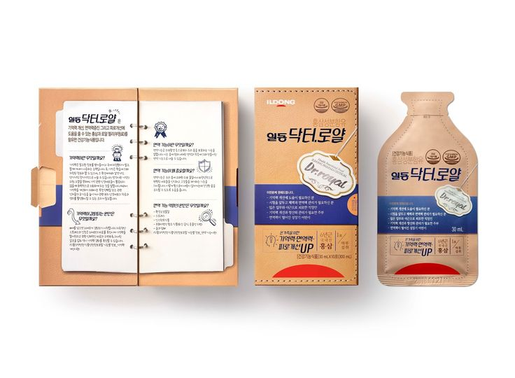 Design by Ildong Pharmaceutical Co., Ltd.  Designer: You Jin Jung  Project Type: Produced, Commercial Work  Location: Seoul, South Korea  P...
