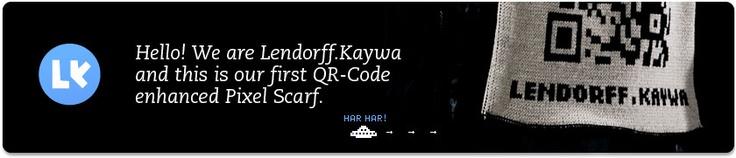 Kaywa, a QR-Code Generator