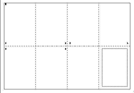Comprehensive image with free printable mini book template