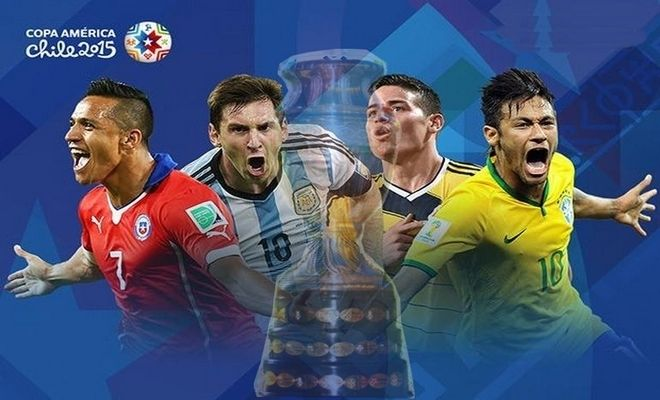 How to Watch Copa America Chile 2015 Legally OnLine