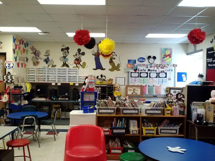 Mickey Classroom Mickey Mouse Classroom Disney