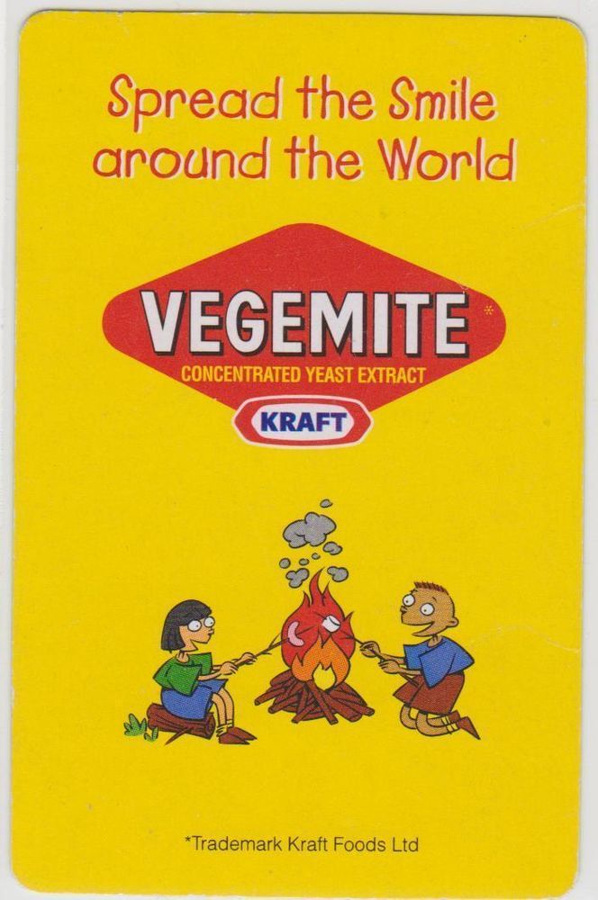 marketing on vegemite Vegemite flavoured hamburgers,  with a special sausage and burger now developed with a vegemite-inspired twist  marketing manager for vegemite said.